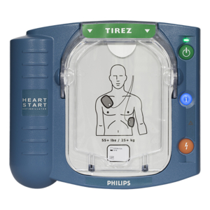 Philips Heartstart HS1 défibrillateur