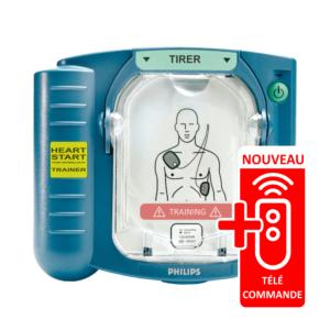 Philips HeartStart AED RF DAE de formation