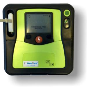 Zoll AED Pro défibrillateur semi-automatique