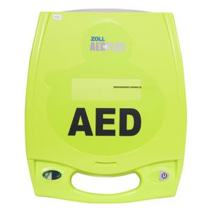 Zoll AED Plus volautomaat zijaanzicht