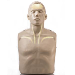 Mannequin de formation Brayden - Eclairage LED blanc
