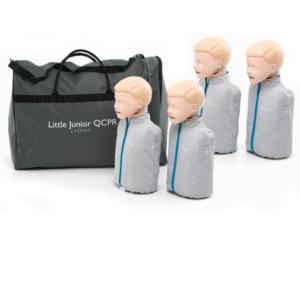 Pack de 4 Laerdal Little Junior QCPR