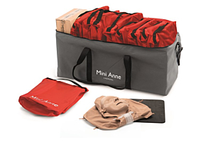Laerdal Mini Anne Plus Uni Color (pack de 10)