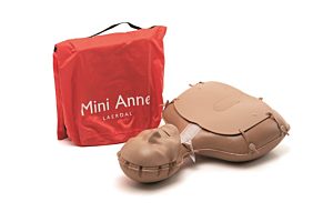 Laerdal Mini Anne Plus mannequin de formation, Unicolor