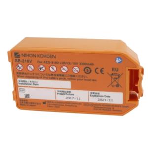 Nihon Kohden Batterij AED-3100 SB-310V
