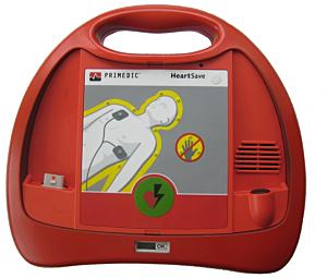 Primedic HeartSave PAD défibrillateur semi-automatique