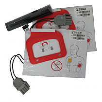 Physio-Control CR Plus / Express vervangingsset met extra paar elektroden