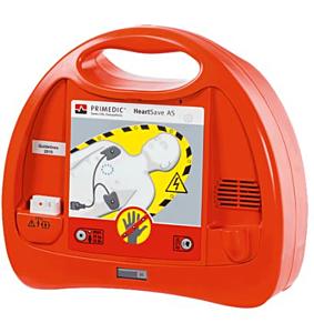 Primedic Heartsave AS défibrillateur automatique