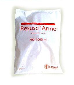 Laerdal Resusci Anne voies respiratoires standards (x24)