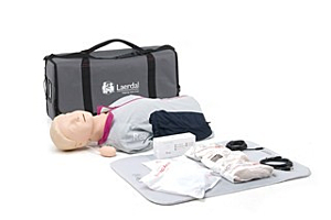 Laerdal Resusci Anne First Aid, Torse, sac de transport