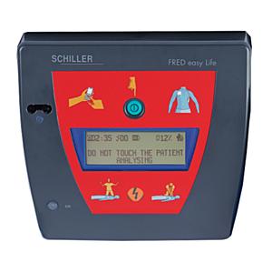 Schiller Fred Easy Life défibrillateur automatique