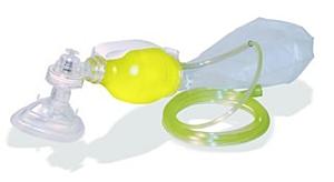 Insufflateur à usage unique Bag II pour des patients adultes, taille 4